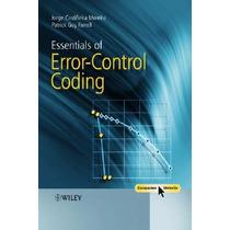 Essentials Of Error-control Coding; Jorge Casti Envío Gratis
