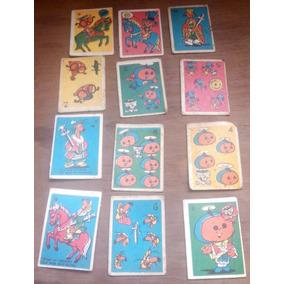 Antiguas Minis Cartas De Hijitus Producciones Garcia Ferre
