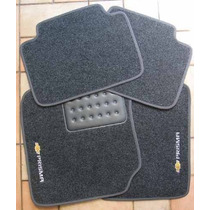 Chevrolet Silverado Carpete - Tapetes Carros Personalizados