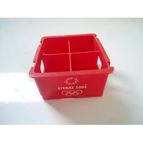 Mini Engradados Coca Cola - Jogos Olímpicos 2004