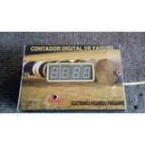 Contador / Monitor Digital De Fardos