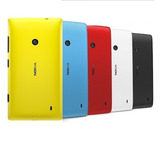 Tampa Nokia Lumia 520 Traseira Várias Cores
