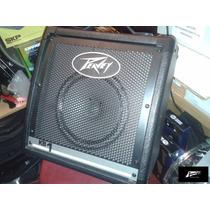 Amplificador Multiple Guitarra Teclado Microfono Peavey Kb-1