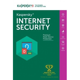 Kaspersky Internet Security 2017 - 1 Pc 1 Ano - Lançamento!