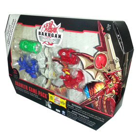 Bakugan Brawlers Game Pack A T64357