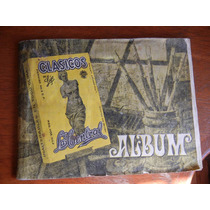 Album Cerillos Clasicos 50s Coleccionable