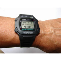 Relogio Casio W 740-1vs Digita Alarm Timer Frete G R A T I S