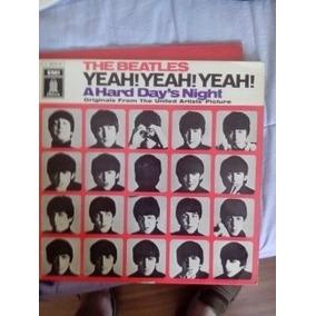 **the Beatles** **yeah Yeah Yeah!** **lp Prensagem Alemâ**