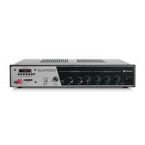 Receiver Amplificador Som Ambiente Frahm Slim 4000 Usb Fm Sd
