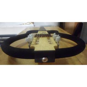Violão Ramá Marupá Vazado Silent Guitar Travel Eletric Frame