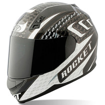 Casco Integral Joe Rocket Atomic Rkt 700 Black En Fas Motos