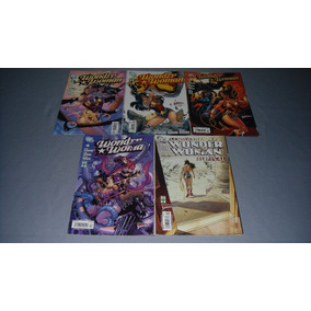 Comic Wonder Woman *5 Tomos En Español* La Mujer Maravilla