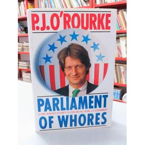 Livro Parliament Of Whores P. J. O