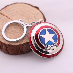 Chaveiro Captain America - Capitão América