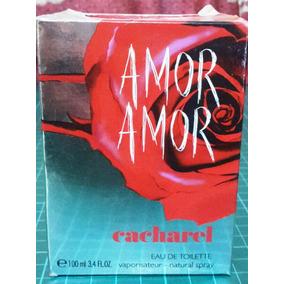 Perfume Amor Amor Cacharel Dama 100 % Original Traido De Usa