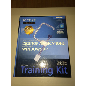 Libro Microsoft Windows Xp Certificacion Mcdst Examen 70-272