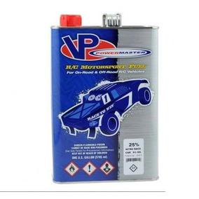 Combustivel Vp Powermaster 25% Extra Para Kyosho Mad Force