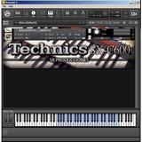 Samples Technics C600, Kurzweil Hammond Para Kontakt