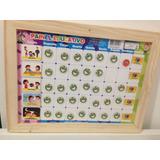 Painel Magnético Educativo Super Nanny - Bate Bumbo
