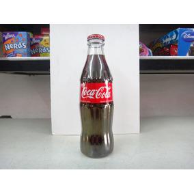 Botella-unica De Vidrio Coca-cola 250 Cm3 Rareza