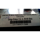 Concha Biela Stratus 030 Motor 2.5l 4cilindros 95/00