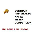 Chicler De Nafta Weber Alta Idf Dcoe Ida Medida 145