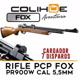 Fox Pr 900 Cal 5,5mm Rifle Pcp