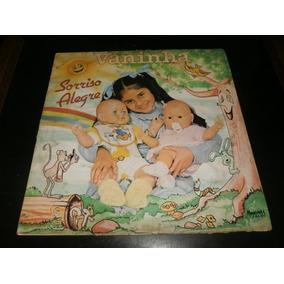 Lp Vaninha - Sorriso Alegre, Disco Vinil, Ano 1983 Infantil