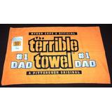 Toalla Terrible #1 Dad Pittsburgh Steelers Dia Del Padre