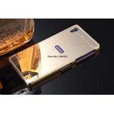 Forro Lujo Aluminio Sony Xperia Z2