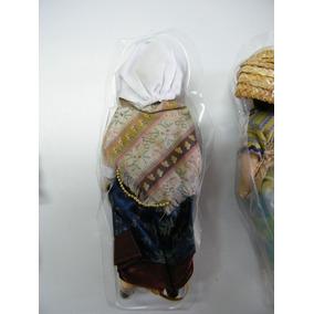 Colección Muñecas Del Mundo De Porcelana Rba 58