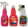 Promo Auto Shampoo + Limpia Tapizados + Silicona Full Car