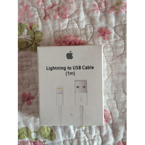 Apple Iphone Usb Original Lightning Cajas Abiertas