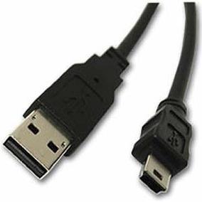 Cable Mini Usb V3 Celular Mp3 Mp4 Tablet Bocina Psp