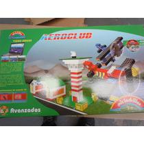 Mis Ladrillos 408 Piezas Avanzados -puerto -aeroclub -con Cd