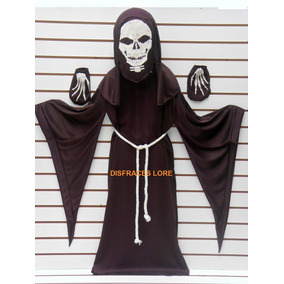 Disfraz Monje Adulto Disfraces Monje Calaca Halloween Muerte
