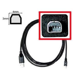 Cable Mini Usb 4 Pines Para Sony Canon Olympus Hp Minolta