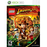 Lego Indiana Jones Original Adventures Nuevo Xbox 360 Dakmor