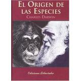 El Origen De Las Especies Charles Darwin Nuevo