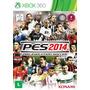 Pes 2014 Para Xbox 360 Nuevo Sellado Mar Del Plata