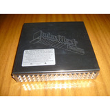 Box Judas Priest / Metalogy (nuevo Y Sellado) 4cd+dvd+libro