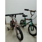 Bicicleta De Niño Rin 12 Cross Y Bmx Nuevas Preci