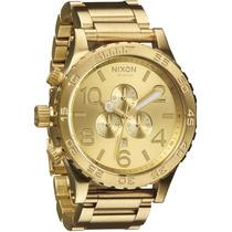Relógio Nixon Chrono Men´s 51-30 1 Ano De Garantia- Original