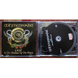 Whitesnake * Live In The Shadow Of Blues * 2 Cd Like New