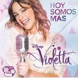 Cd Violetta - Hoy Somos Más Nuevo Original
