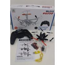 Drone Hexacóptero Fq777 Ml 212 4ch Filma E Tira Foto