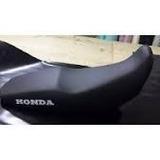 Capa Banco Moto C/ Logo Honda Mod Original Bros 150 09/14