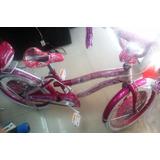 Bicicleta Para Niña Ring 20- Modelo Grachi