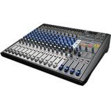 Presonus Studiolive Ar16 Usb Mixer Mezcladora Octubre 2017
