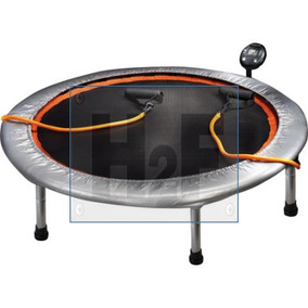 Broca Trampolin Mini Aerobic Golds Gym
